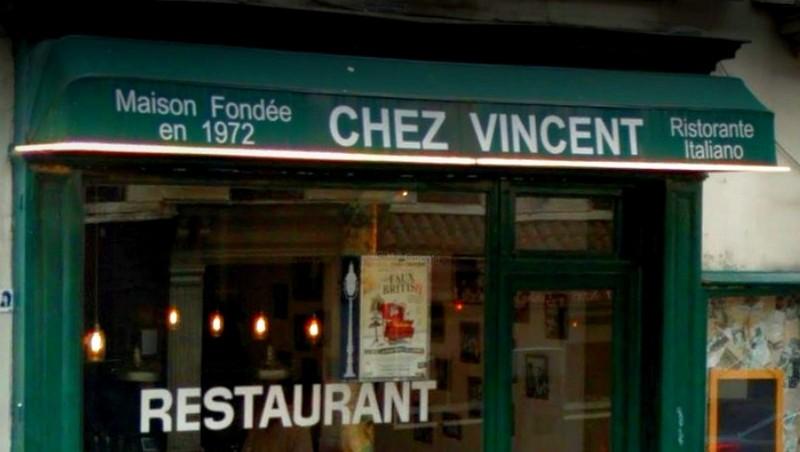Chez Vincent Restaurant